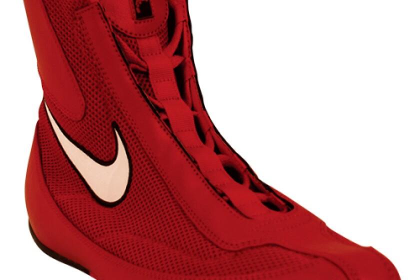 Nike Machomai Mid Boxing Shoe