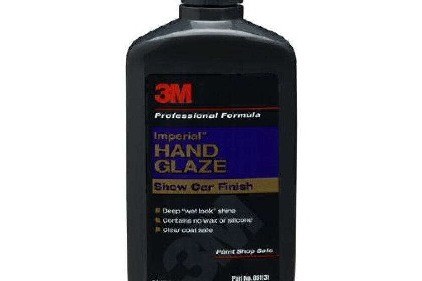 3M Imperial Hand Glaze 39007