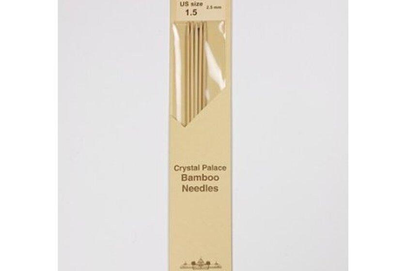Crystal Palace Bamboo Knitting Needles