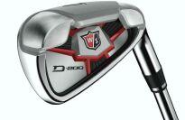 Wilson Staff D200 Hybrid Golf Clubs