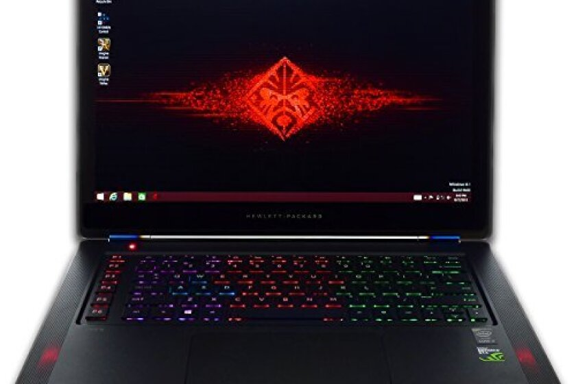 HP OMEN 15t Quad Touch Select Laptop