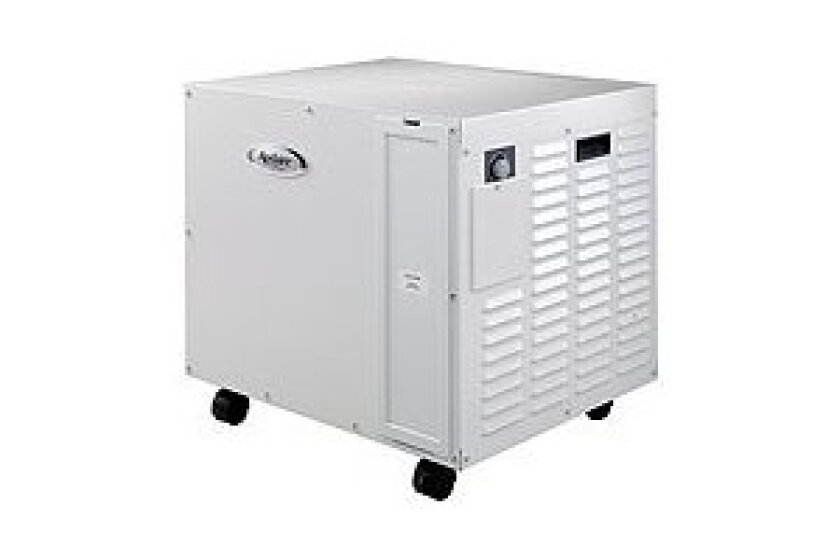Aprilaire Free-Standing Dehumidifier Model 1710A