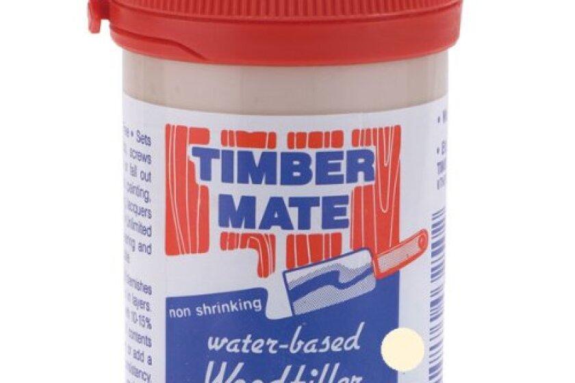 Timbermate Water Based Wood Filler, Natural Color