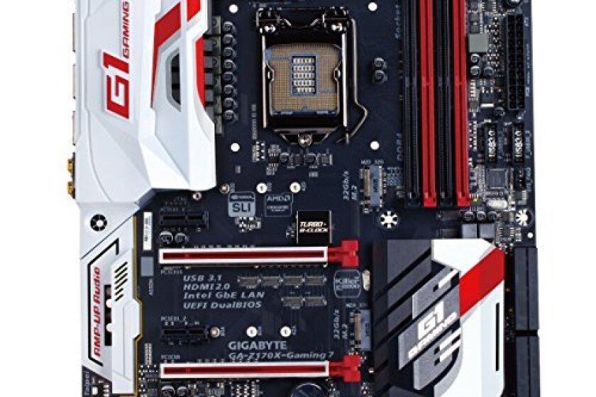 Gigabyte GA-Z170X-Gaming 7 (rev. 1.0) Z170 Intel Motherboard
