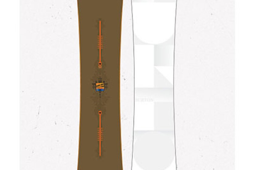 Burton Vapor 159 Snowboard