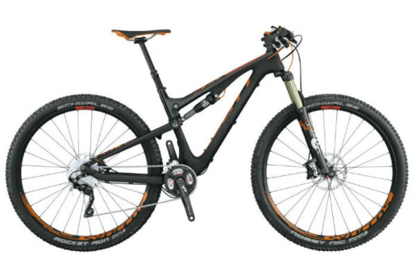 Scott Genius 910 Mountain Bike