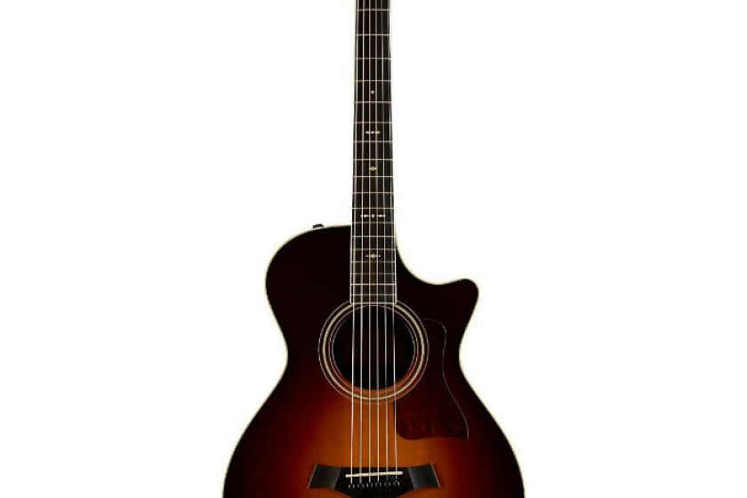Taylor 712ce 12-Fret Acoustic Guitar