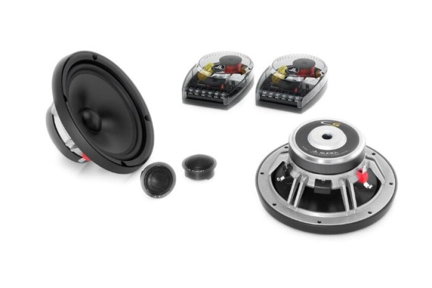 "JL Audio C5-650 6-1/2"" Evolution C5 Series 2-way Component System"