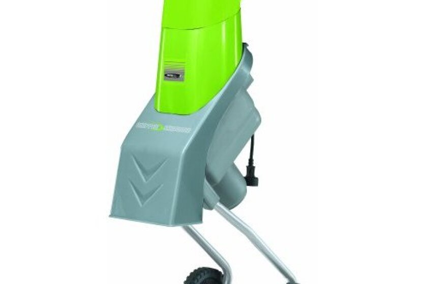 Earthwise GS70014 14 Amp Electric Chipper Shredder