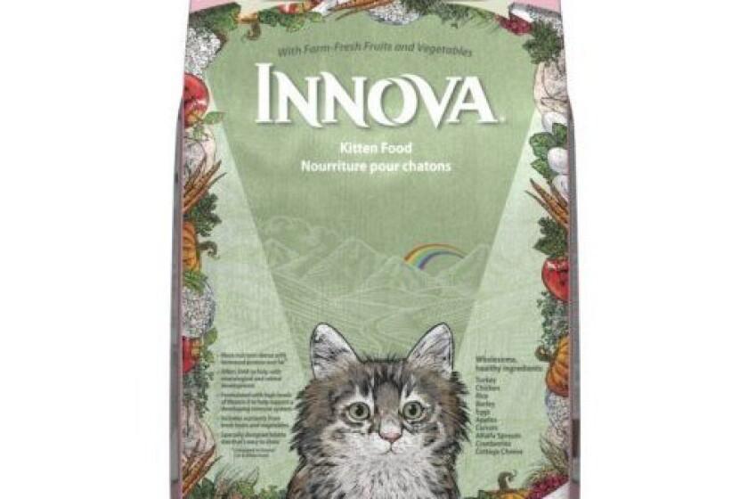 Innova Dry Kitten Food