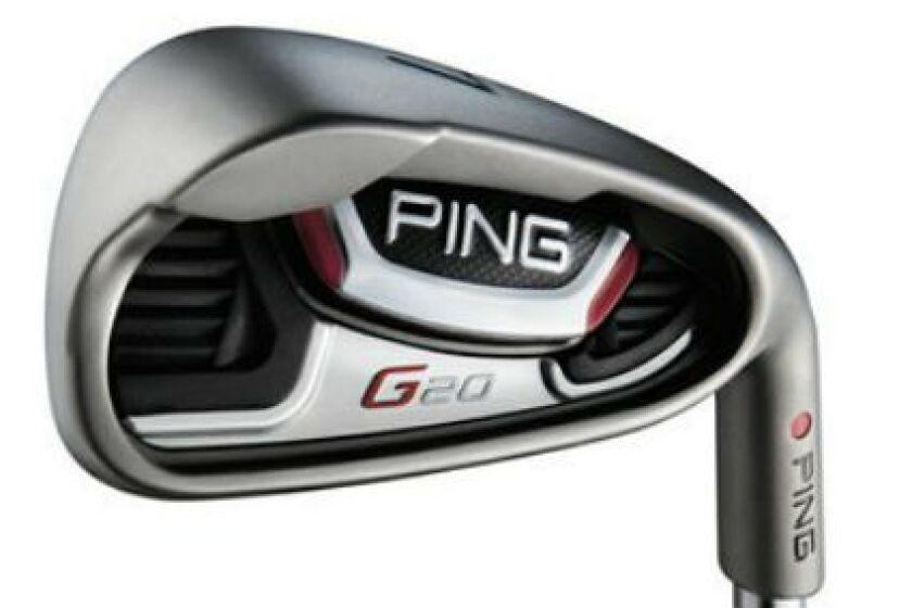 Ping G20 Black Dot Irons