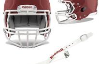 Riddell Revolution Speed Youth Football Helmet with Face Guard