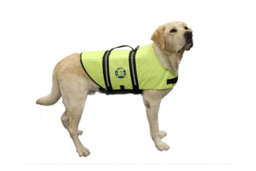 Paws Aboard Doggy Life Jacket