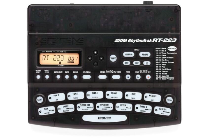 best Zoom RhythmTrak RT-223 Drum Machine