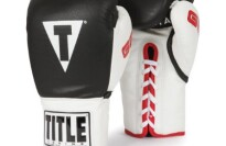 Title Gel Official Pro Fight Gloves