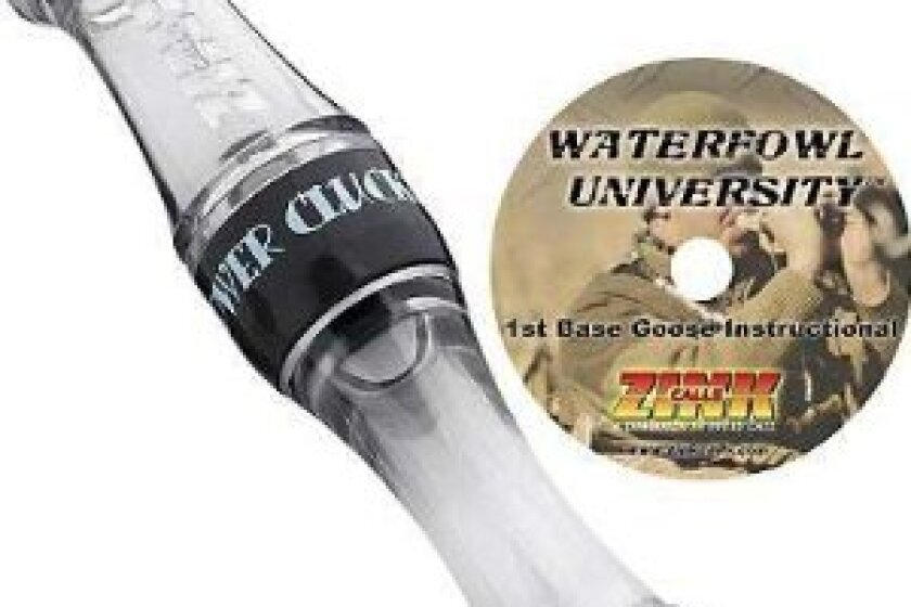 Zink Power Clucker Short Reed Goose Call
