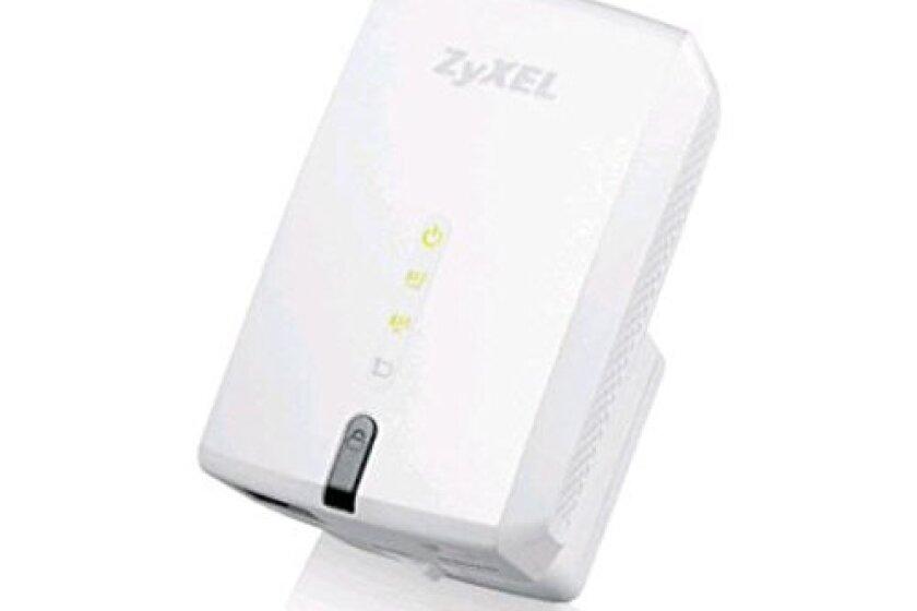 ZyXEL AC750 Universal Wireless Range Extender - WRE6505