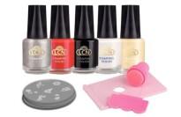LCN Nail Art Stamping Set