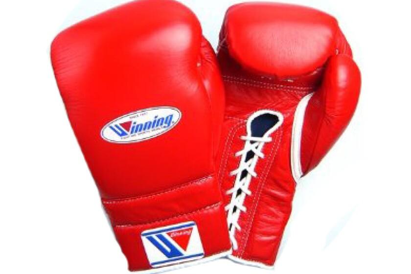 Winning 16oz Training Boxing Gloves