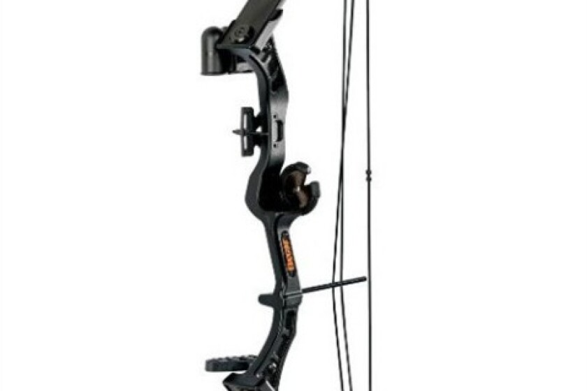 Bear Brave 3 Youth Compound Bow Package