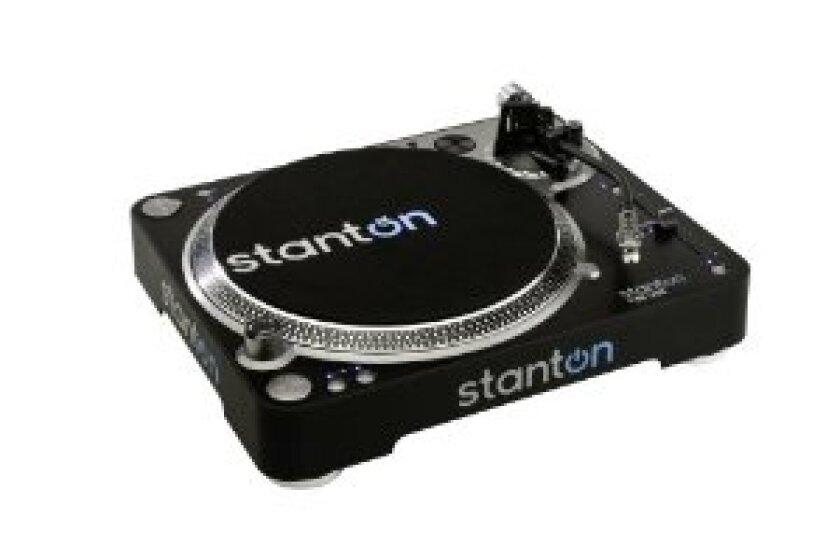 Stanton T92USB USB Direct Drive DJ Turntable