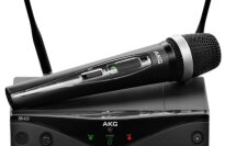 AKG Pro Audio WMS420 Vocal Set Band U2 Wireless Microphone System