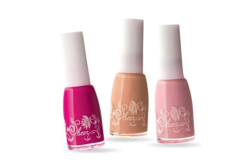 best Isabelle Dupont Sheer Color Me Up Collection