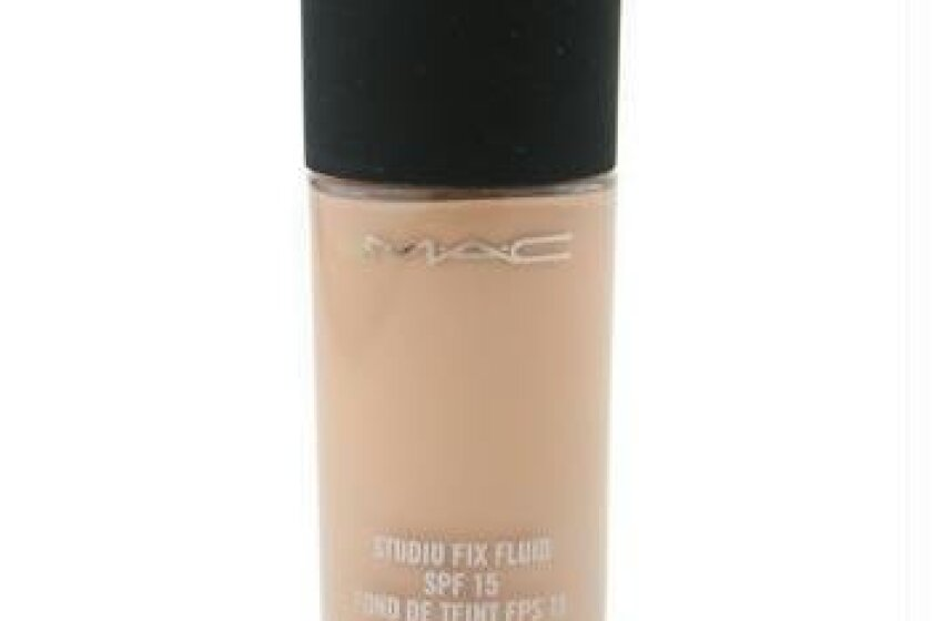 MAC Studio Fix Fluid SPF15 Foundation