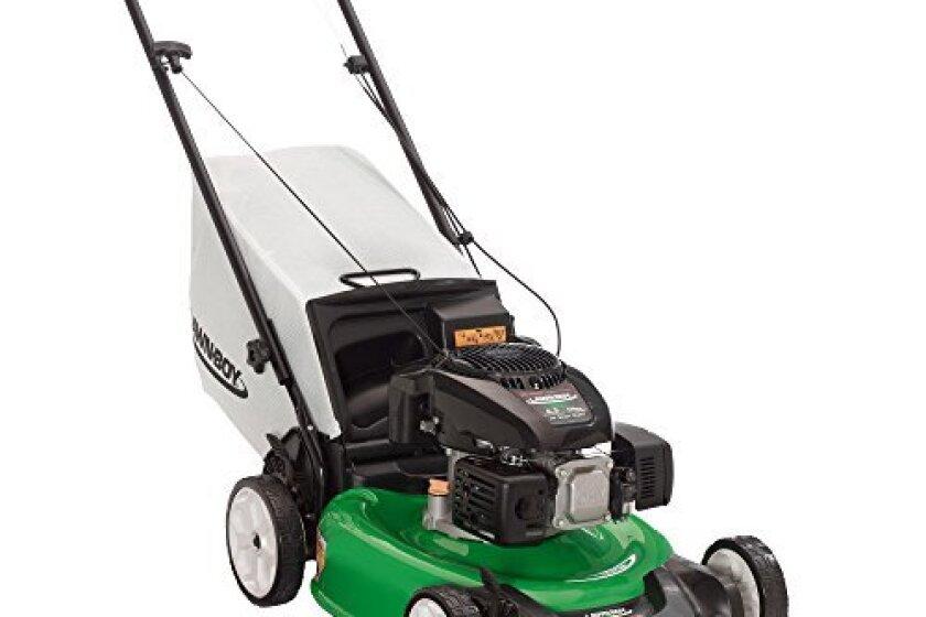 "Lawn-Boy 10732 21"", Kohler Rear Wheel Drive Self Propelled Gas Walk Behind Mower"
