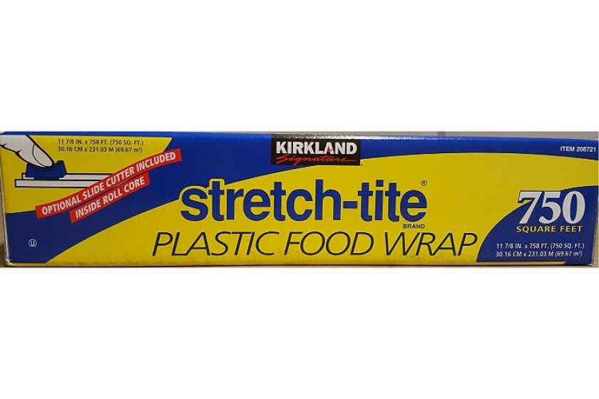 best Kirkland Signature Kitchen Plastic Wrap