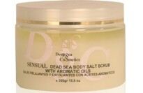 Deep Sea Cosmetics Sensual Dead Sea Body Salt Scrub