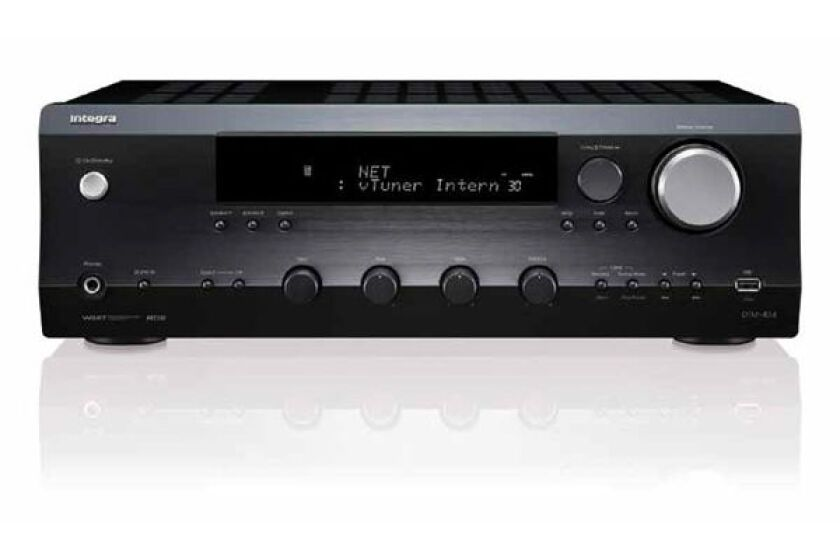 Integra DTM-40.4  Stereo Receiver