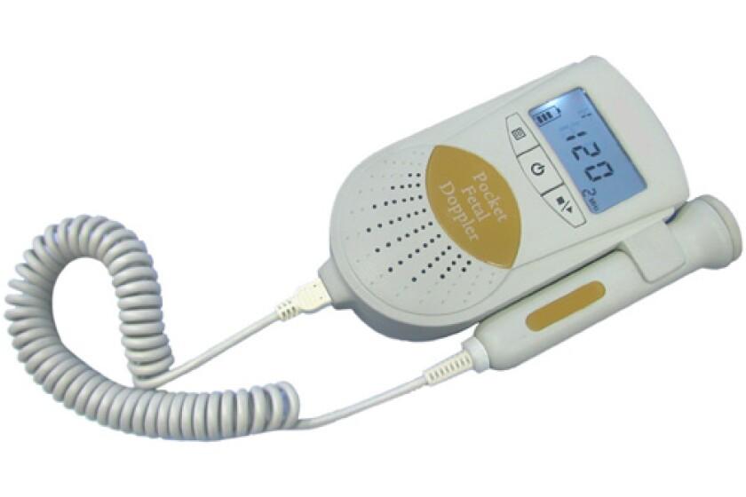 NatureSpirit Sonoline-B Handheld Fetal Doppler