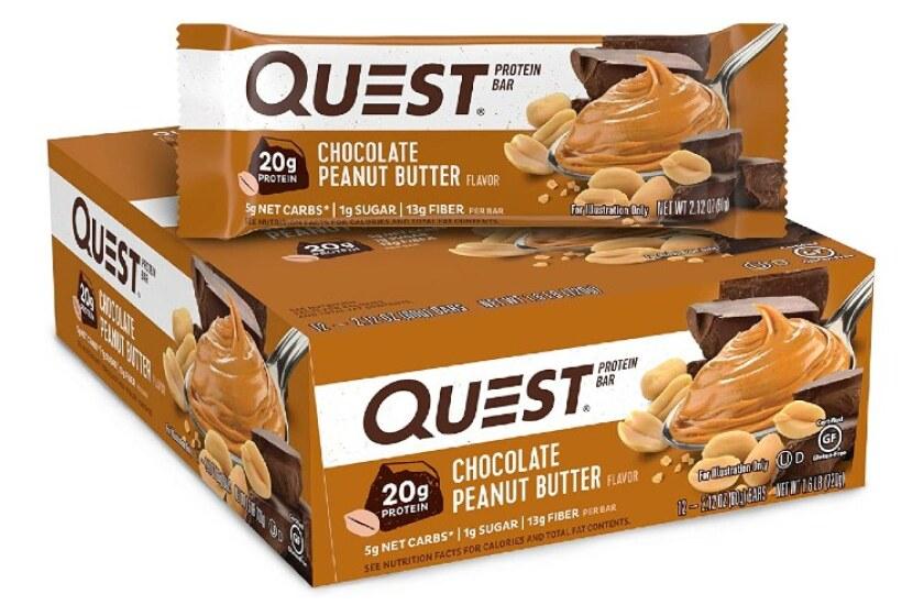 Best Chocolate Peanut Butter Bar