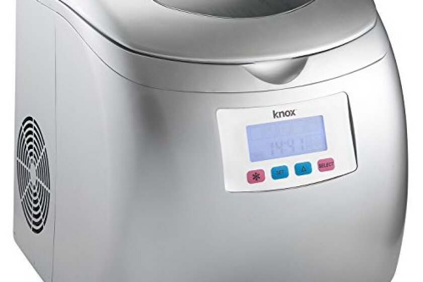 Knox Portable Compact Ice Maker