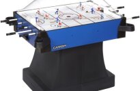 best stick hockey table with pedestal table hockey game