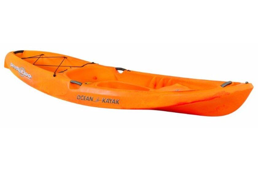Ocean Kayak Peekaboo Recreational Kayak