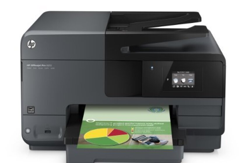 HP Officejet Pro 8610 Wireless Color Photo Printer with Scanner, Copier and Fax