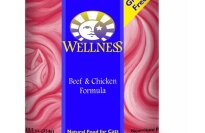 Wellness Complete Health Beef and Chicken Recipe Canned Cat Food
