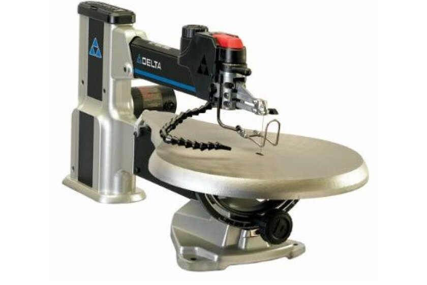 "Delta Power Tools 40-694 20"" Variable Speed Scroll Saw"