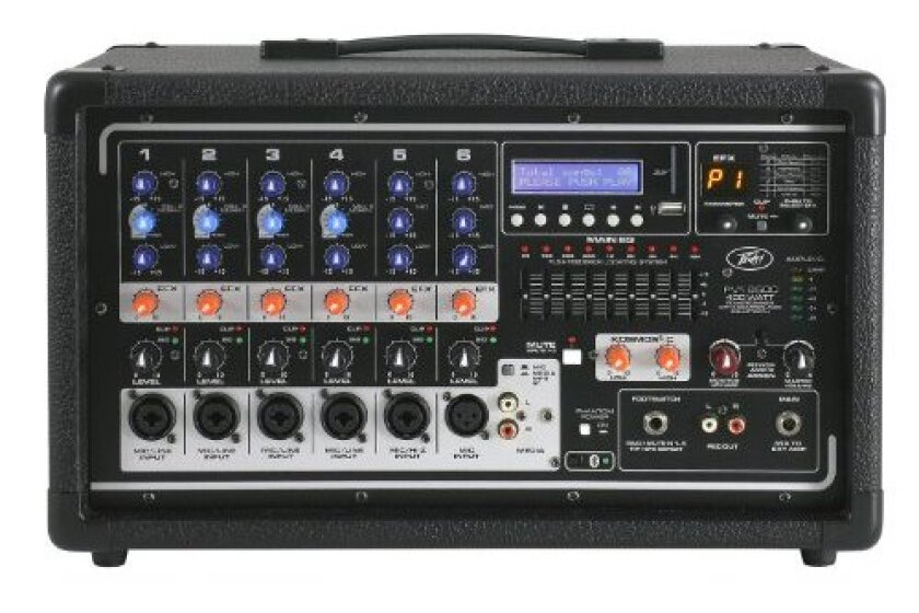 Yamaha EMX212S 8-Channel Powered Mixer
