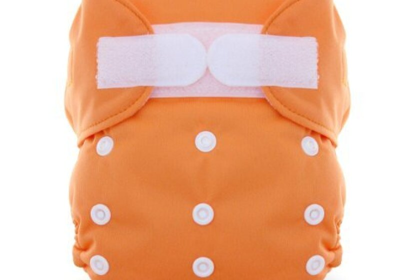 Thirsties Duo All in One Cloth Diaper