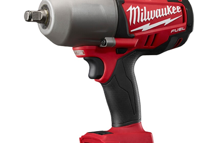 "Milwaukee 2763-22, M18 Fuel 1/2"" High Torque Impact Wrench"