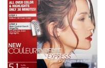欧莱雅巴黎Couleur专家Express轻松二合一的颜色+高光