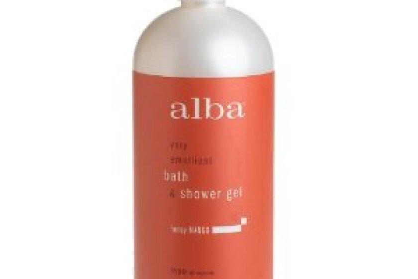 Alba Botanica Bath and Shower Gel