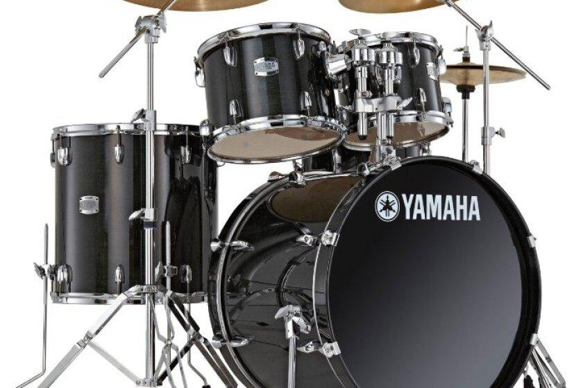 Yamaha Stage Custom Birch 5-Piece Drum Set