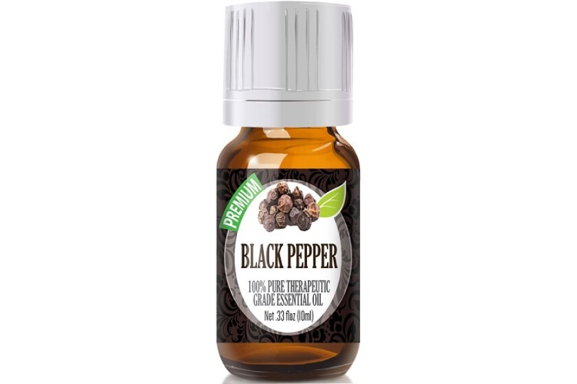Best Black Pepper Essential Oil