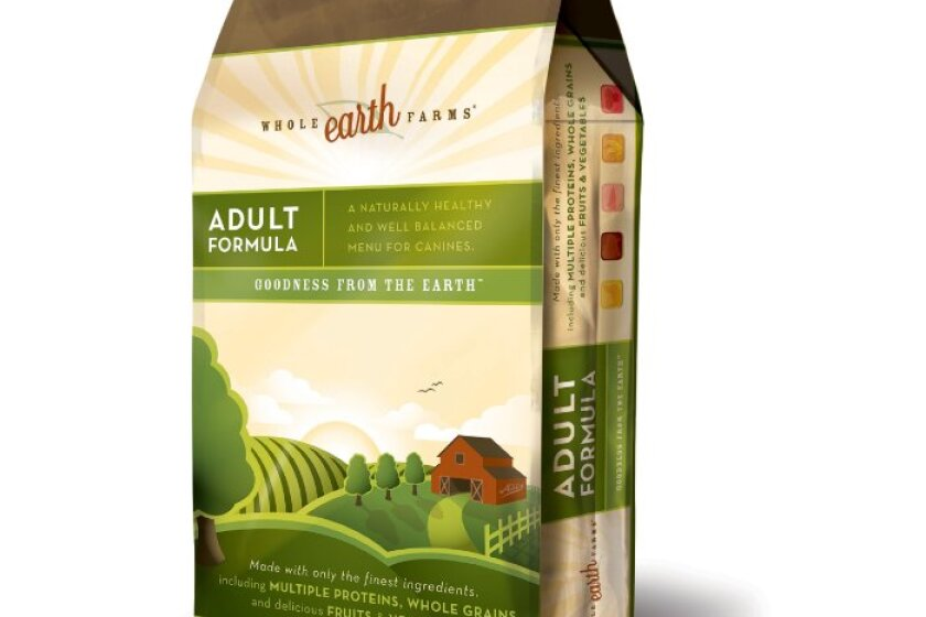 Merrick Whole Earth Farms Adult Dry Dog Food