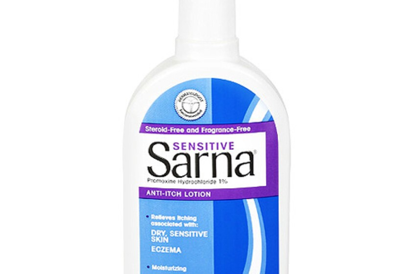 Sarna Sensitive Maximum Strength