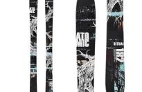 原子仪式滑雪